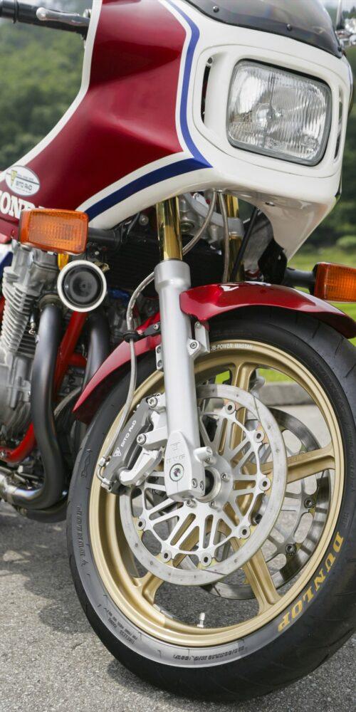 CB1100R Honda Motorbike