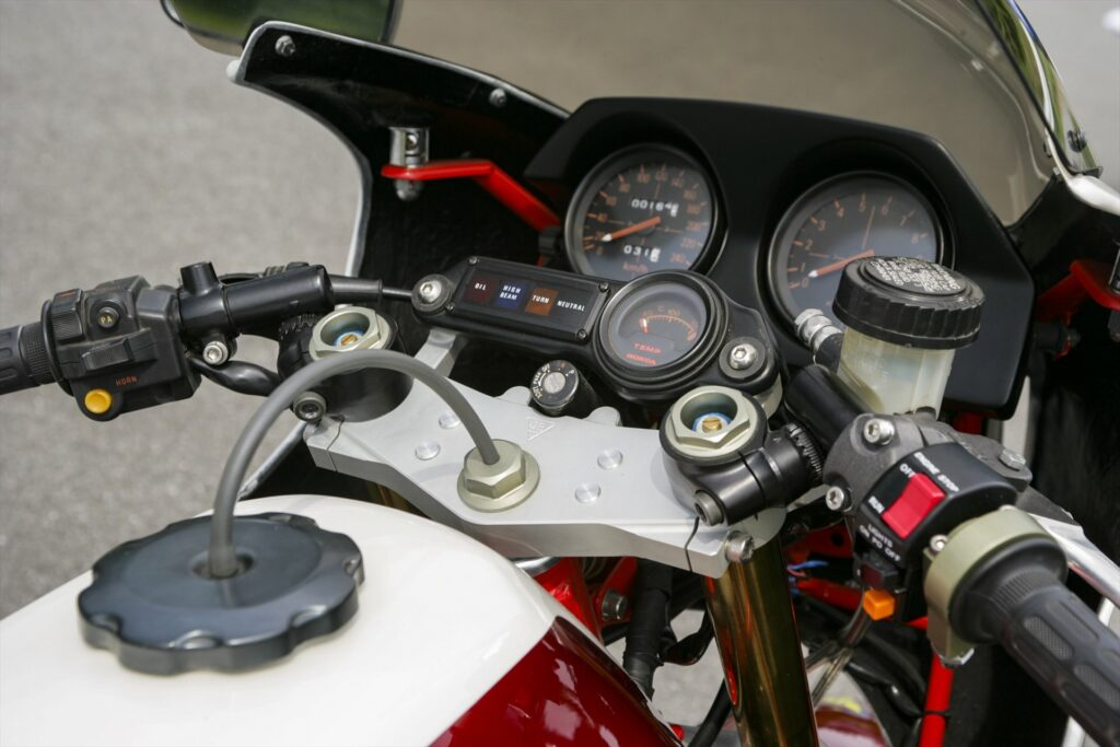 Honda Motorbike Meter