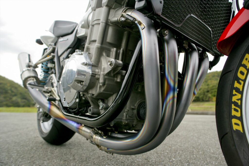 classic motorcycle exhaust systems