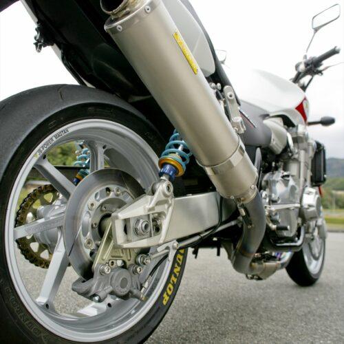 Titanium Exhaust system