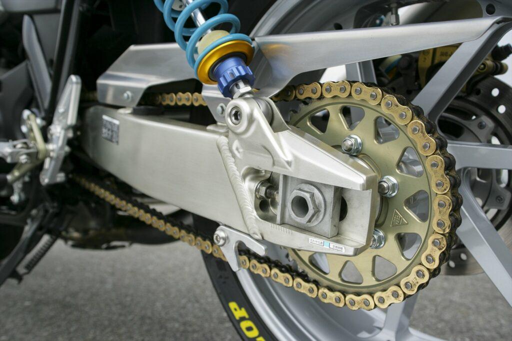 Race Motorbike chain