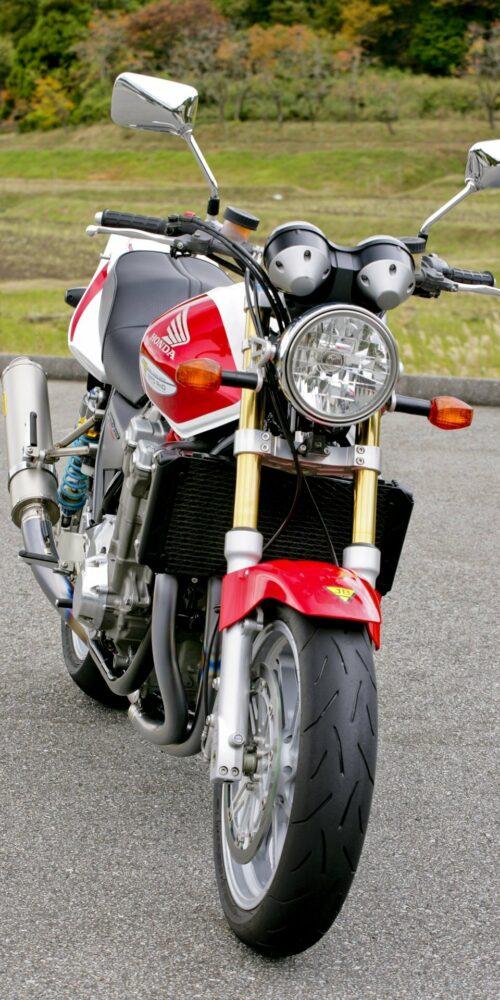 Honda CB1300SF, Honda Race Bike
