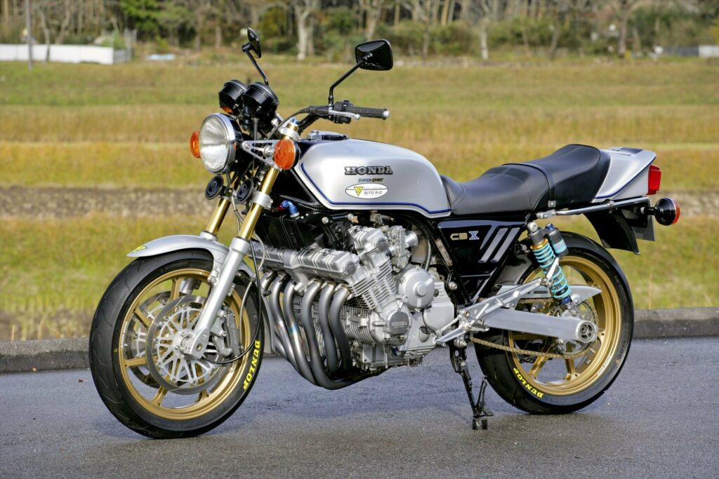 CBX1000ne Honda Custom bike