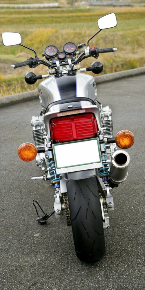 Top Gear Race Motorcycle