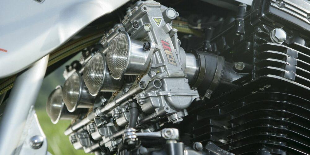 Suzuki GSX1100S, FCR37 Carburetor