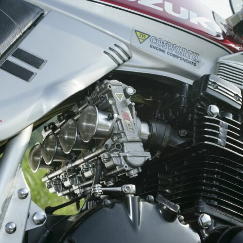GSX1100S, FCR Carburetor