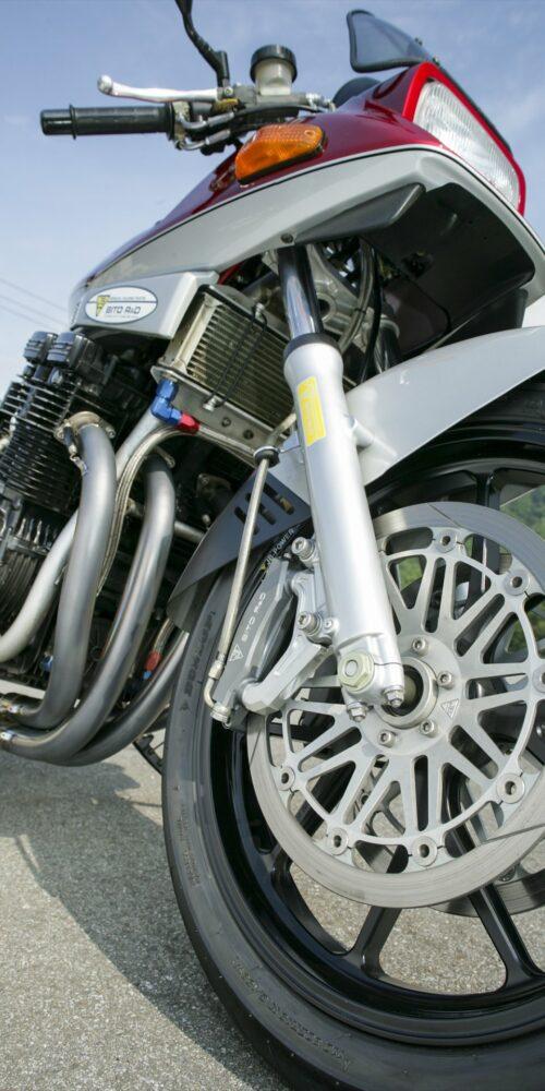 Suzuki GSX1100S, JB-Specs