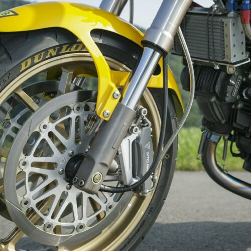 Ducati M900 Dunlop Tires
