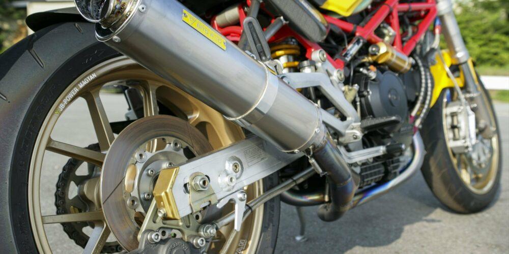 Ducati M900 carburetor japand