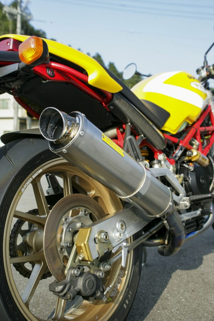 Ducati M900 Alloy Rims