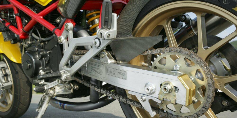 Ducati M900 Custom Specs