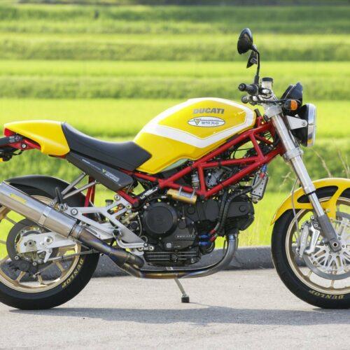 Ducati M900 , JB-Power
