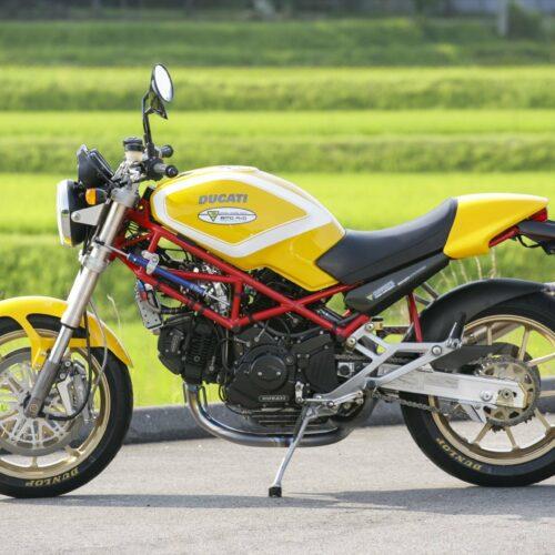 JB-POWER Complete Machines, Ducati M900
