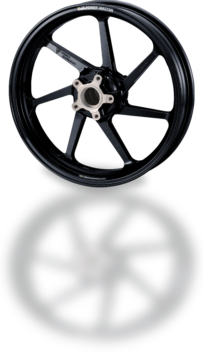 Forged Magnesium Wheels Motorcycle