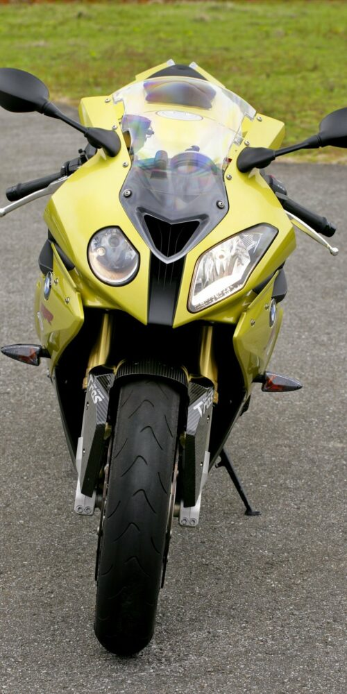 BMW S1000RR Front View