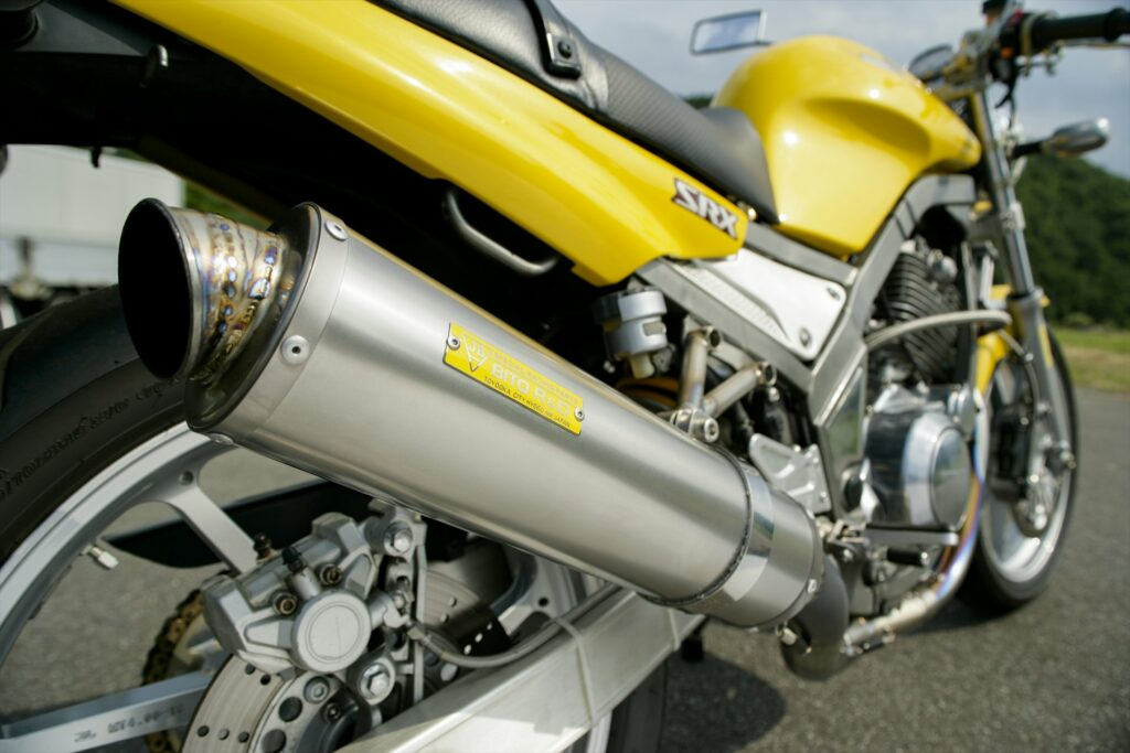 JB-Power Racing Silencer