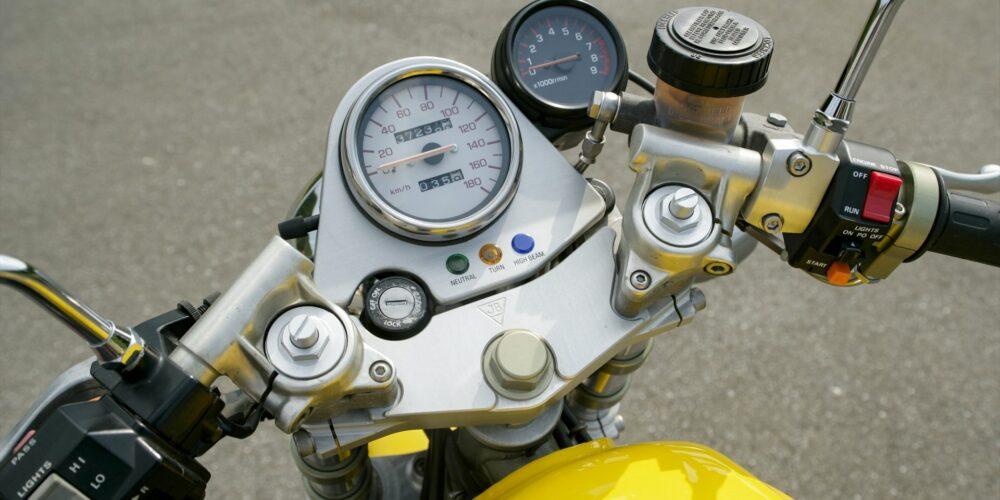 Yamaha SRX600 Speedometer