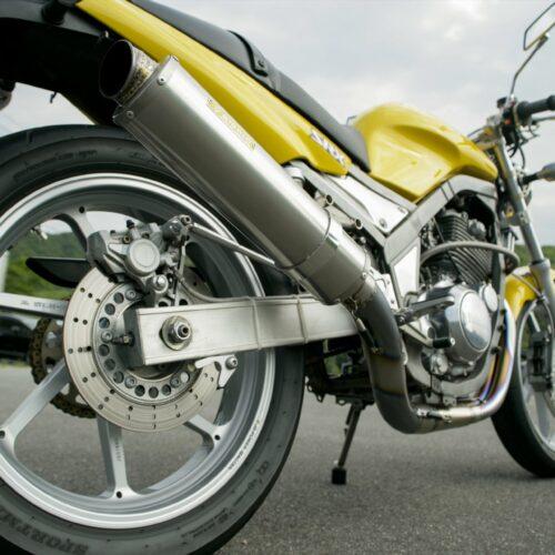 classic motorcycle Yamaha SRX600