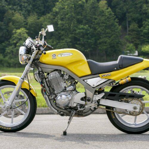 Yamaha SRX600