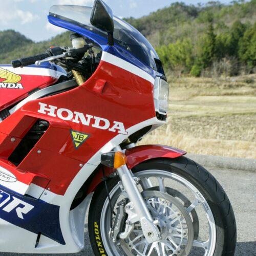 Honda VF1000R Classic Motorbike