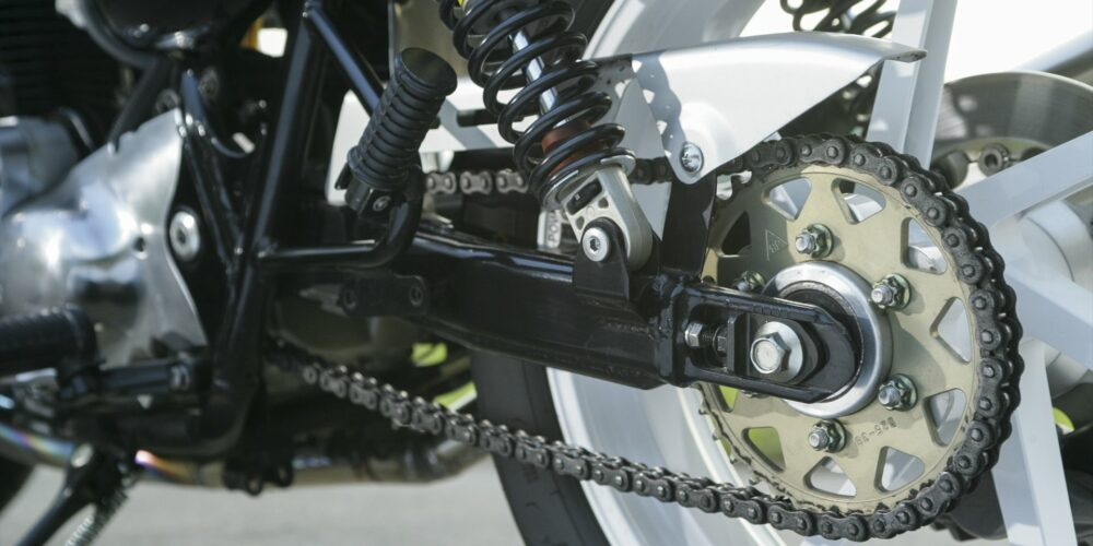 Kawasaki W650 Rear Parts