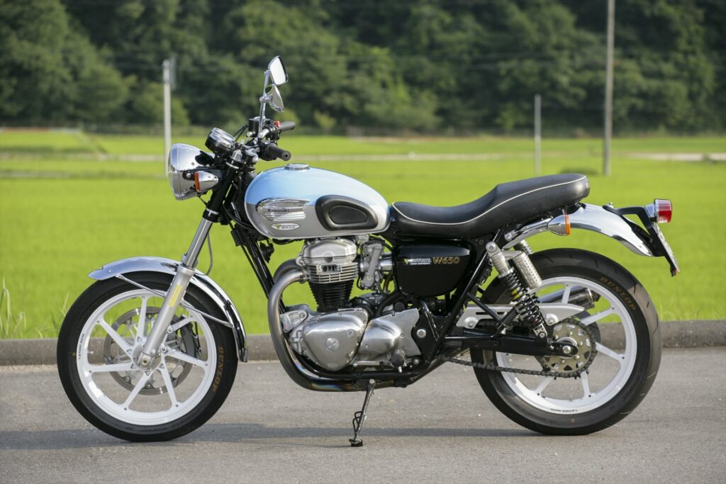 Kawasaki W650 JB-Power