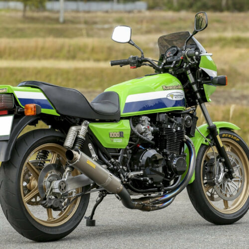 Top Gear Race Motorcycle