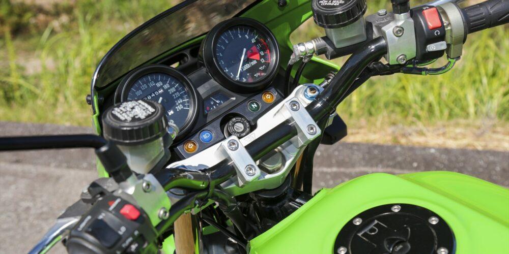 Race Bike Speedometer
