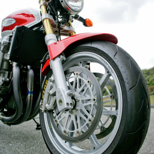 Fastest Race Motorcycle Bito R&D