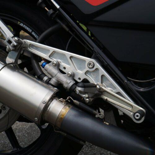 Lightweight Race Motorcycle