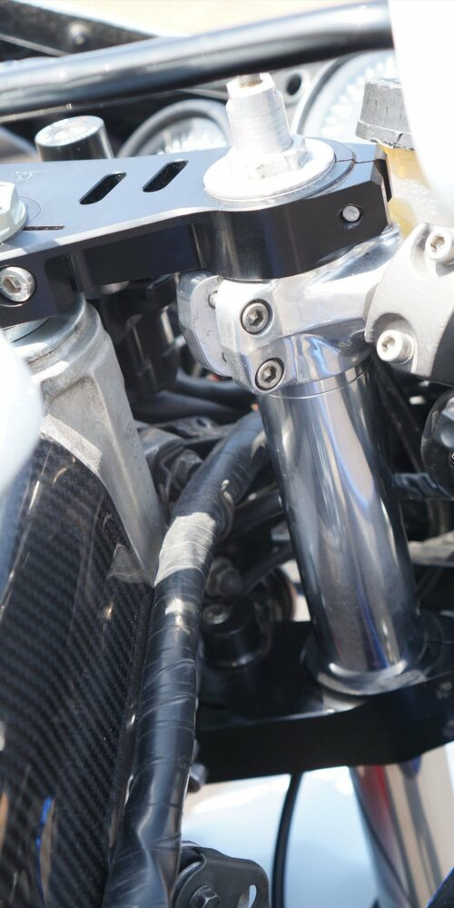 Motorcycle Frame Parts And Accessories