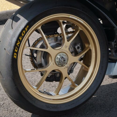 Forged Magnesium Racing Wheels